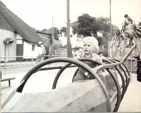Broadwell playground in 1980