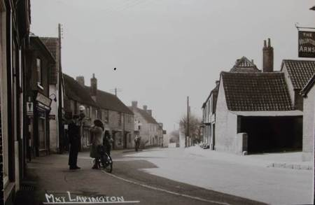 Church Street in the 1930s