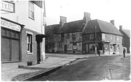 High Street and Market Place - 20th century