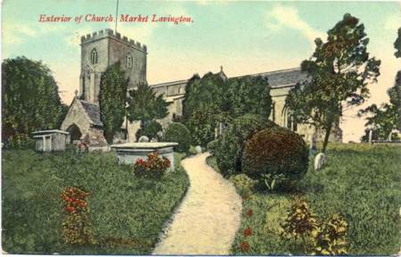 St Mary's Church in about 1911