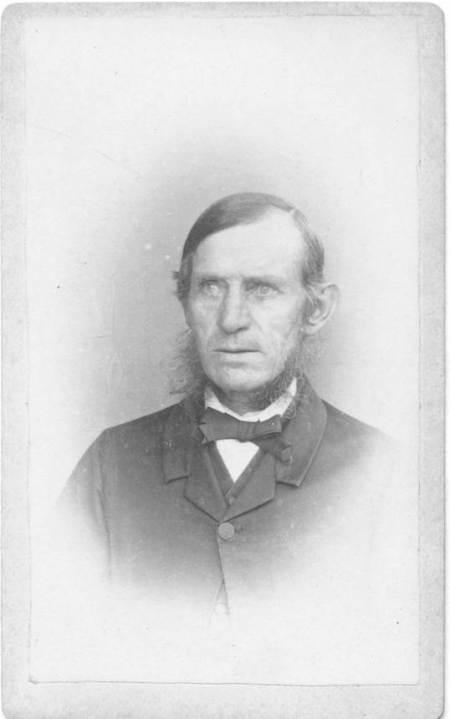 Thomas Miles Dunford born ca 1820 in Market Lavington