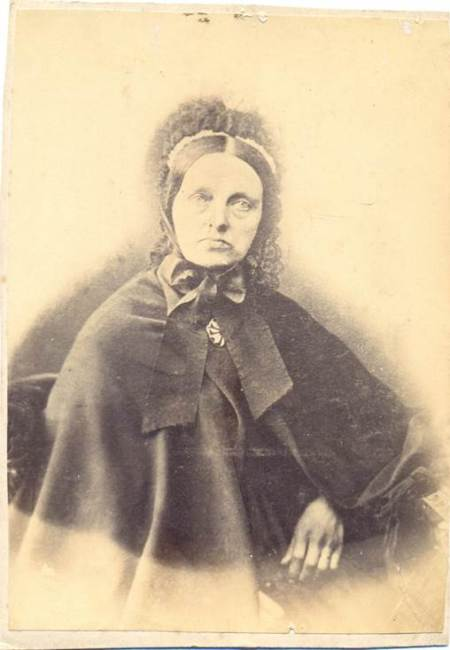 Eleanor Dunford née Philpott - born ca 1822 in Market Lavington