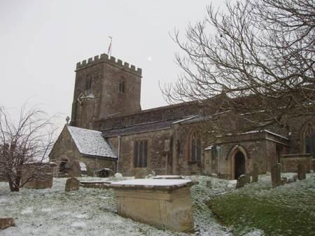 The church in 2009