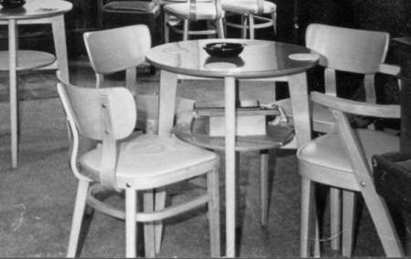 These chairs could be collectable these days.