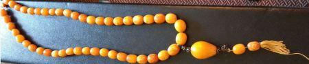 amber beads 1