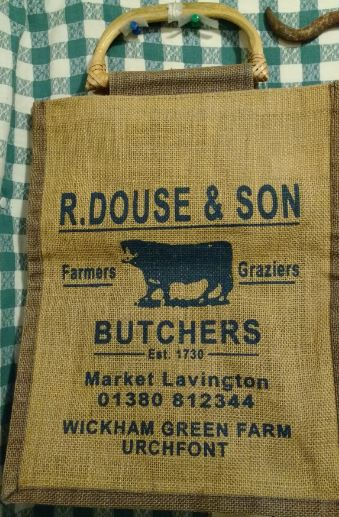 Butcher Douse bag