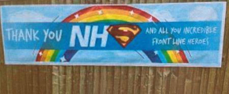 Thanks NHS
